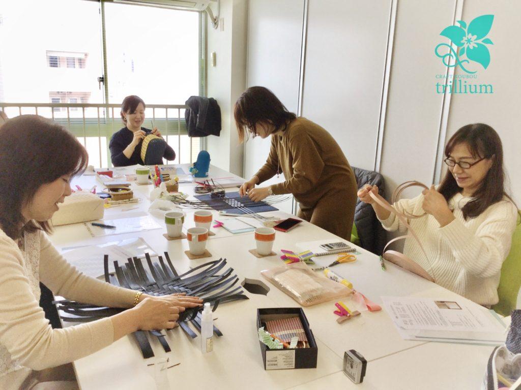 クラフトバンド東京教室