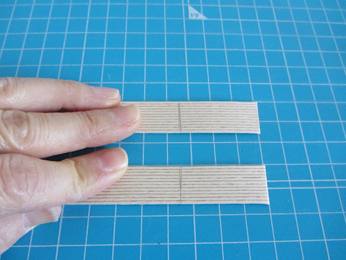 クラフトバンド 輪編み 輪の作り方