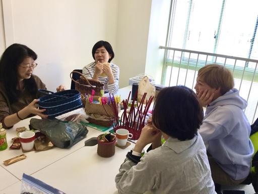 エコクラフト講師養成講座 東京教室